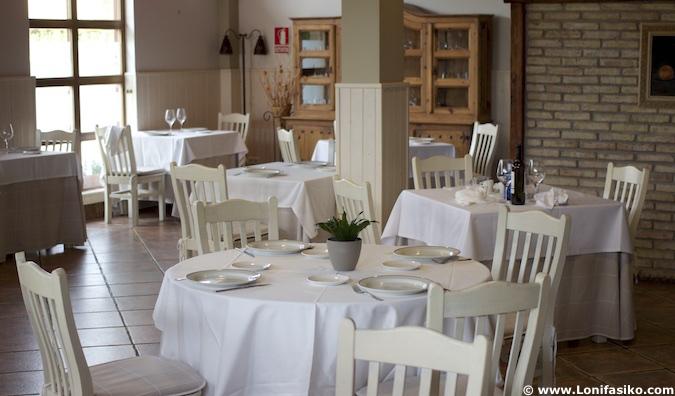 fotos restaurante Héctor Oribe