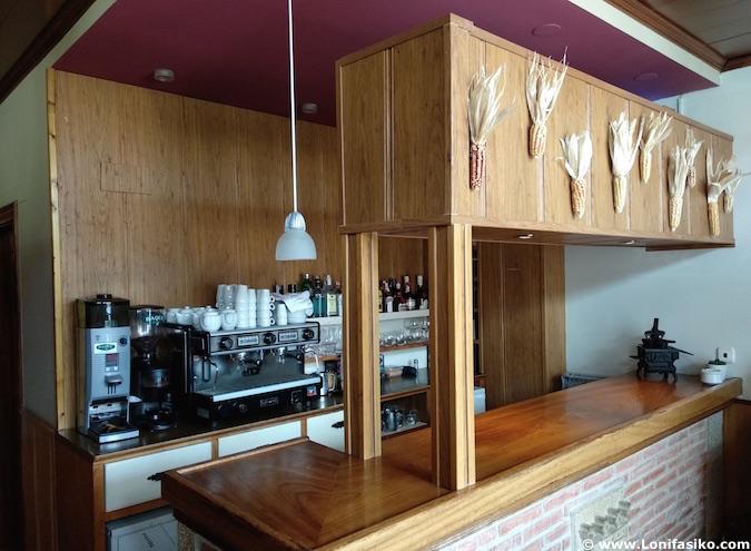 Héctor Oribe restaurante fotos