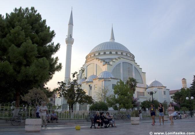 Mezquita Shkodër Albania