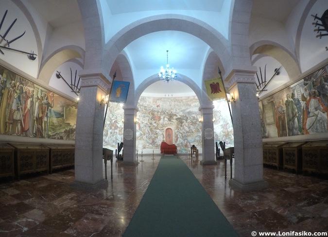 Museo Skanderbeg Krujë Albania