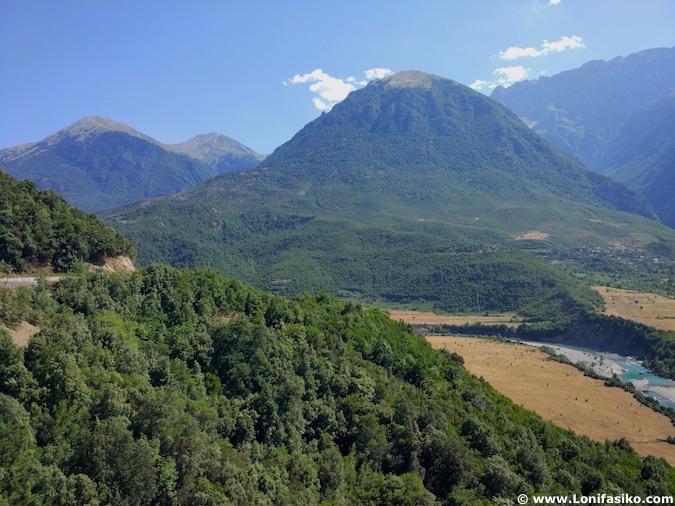 parques nacionales albania