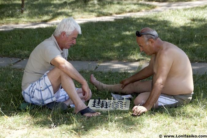 ajedrez albania pogradec