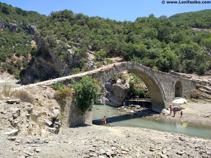 Puente Kadiut Bënjë albania