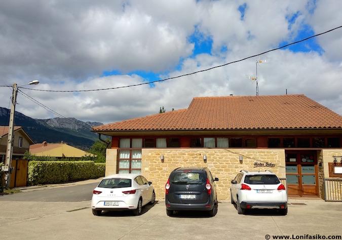 Restaurantes en Rioja Alavesa