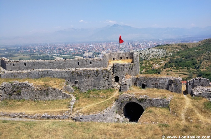 Castillo Rozafa Shkodër Albania