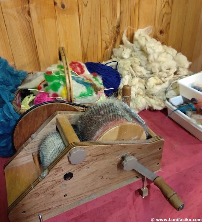 Retales de lana
