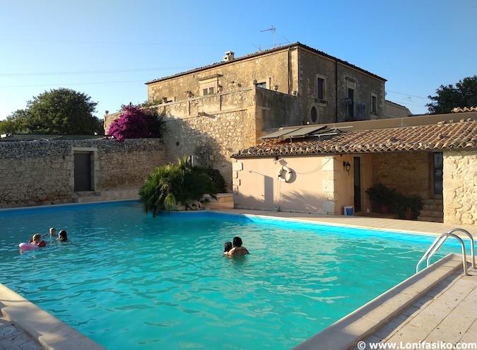 Dónde dormir en Sicilia