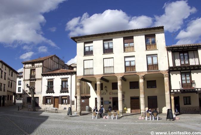 fotos de Covarrubias en Burgos