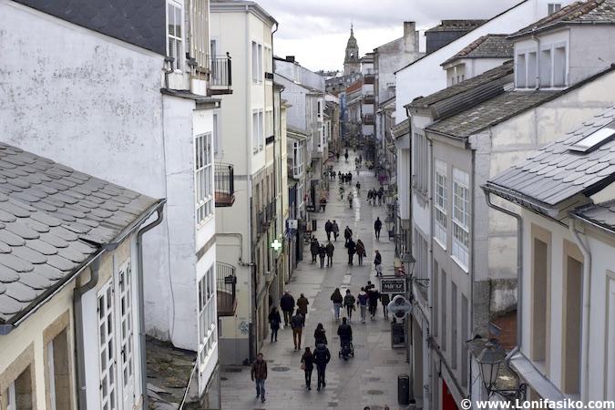 fotos de Lugo capital