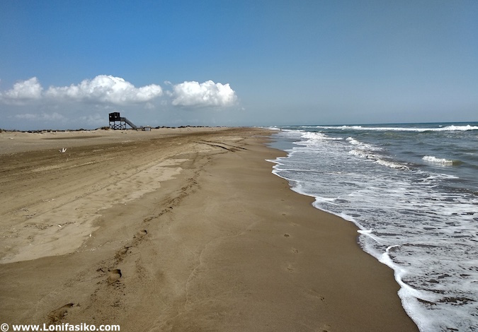 Playas Punta de la Banya