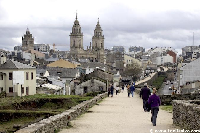 Qué ver en Lugo muralla romana