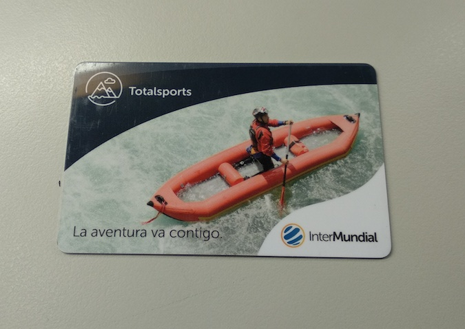 Seguro deportivo TotalTravel Intermundial
