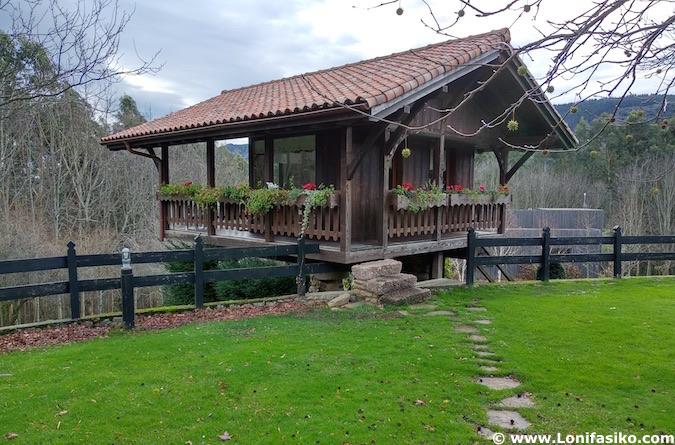 Casa rural romantica en Urdaibai San valentín
