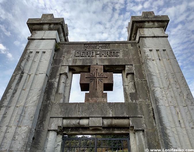Cementerio de Elantxobe