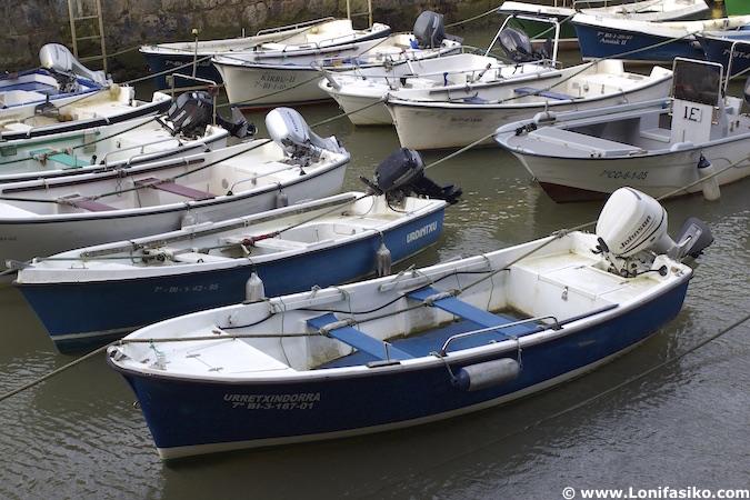 ea bizkaia pueblo fotos barcos