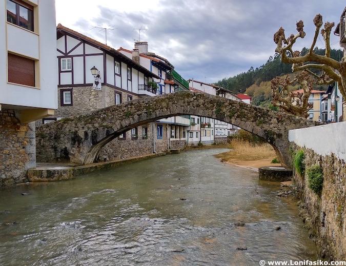 Puente de Ea en Bizkaia
