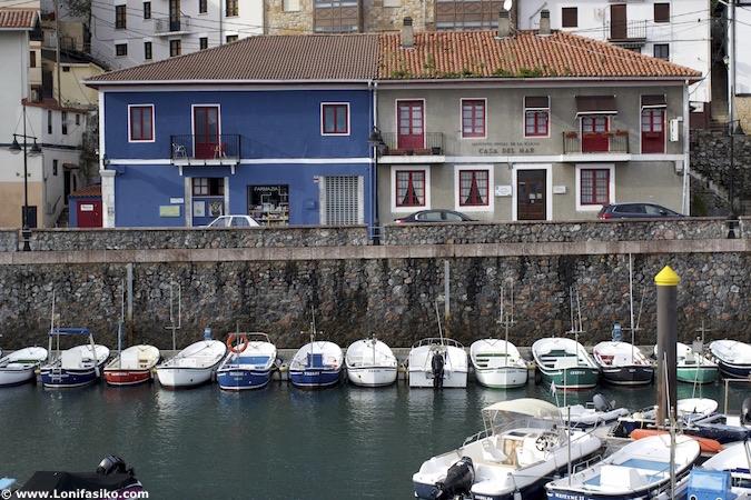 puerto elantxobe fotos