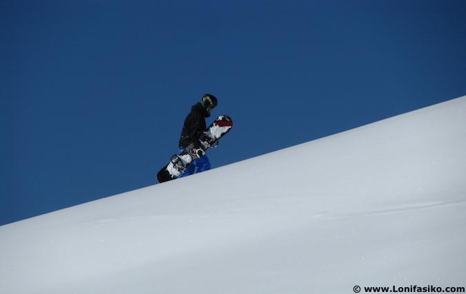 seguro de nieve para snowboard