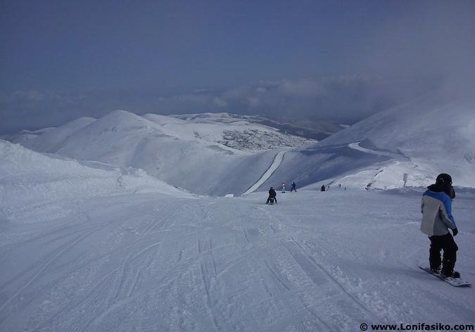 Seguro de esquí anual de temporada