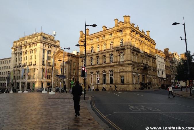 Liverpool centro ciudad