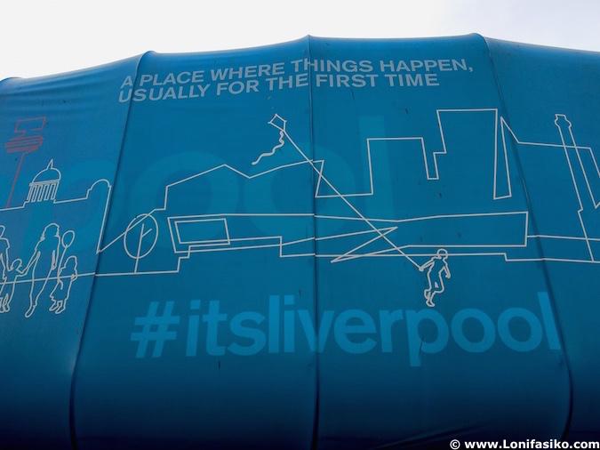 turismo en Liverpool