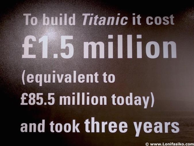 titanic museum liverpool