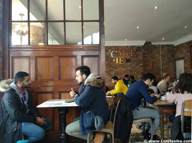 Cursos de inglés para estudiantes en Liverpool Inglaterra