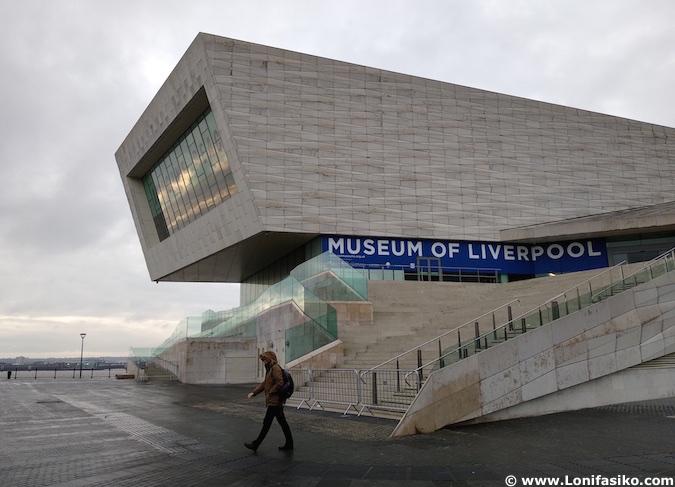 museos liverpool inglaterra