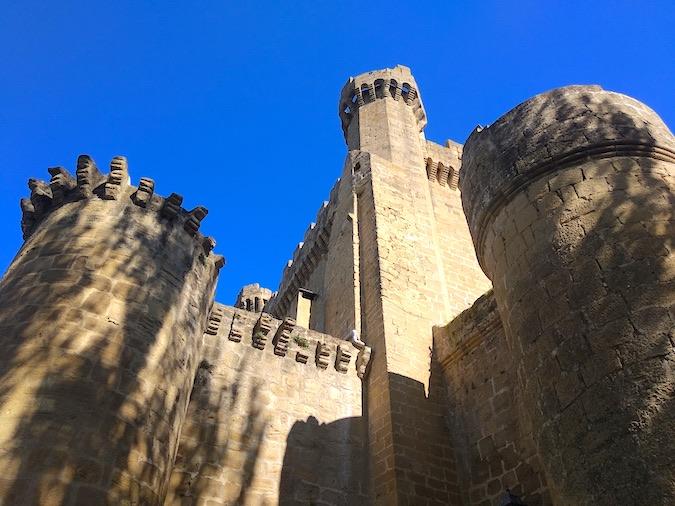 Castillo de Sajazarra en La Rioja