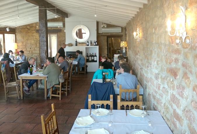 Restaurantes en Sajazarra dónde comer