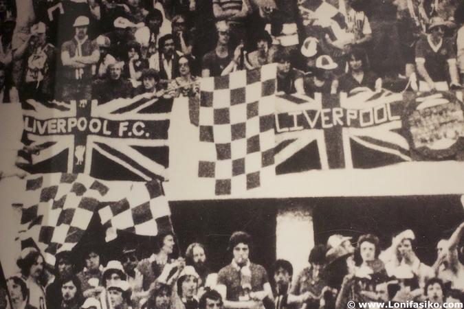 Afición del Liverpool FC