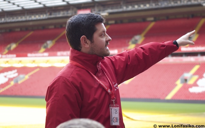 visitar anfield liverpool estadio futbol
