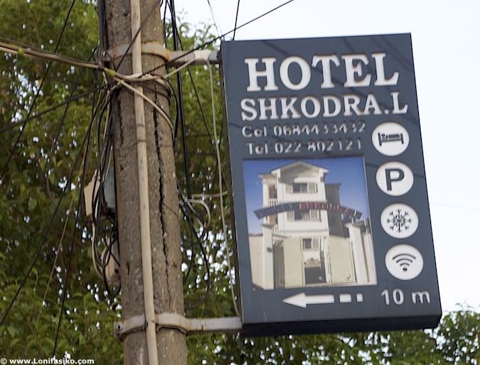 Hotel Shkodra L Shkoder Albania