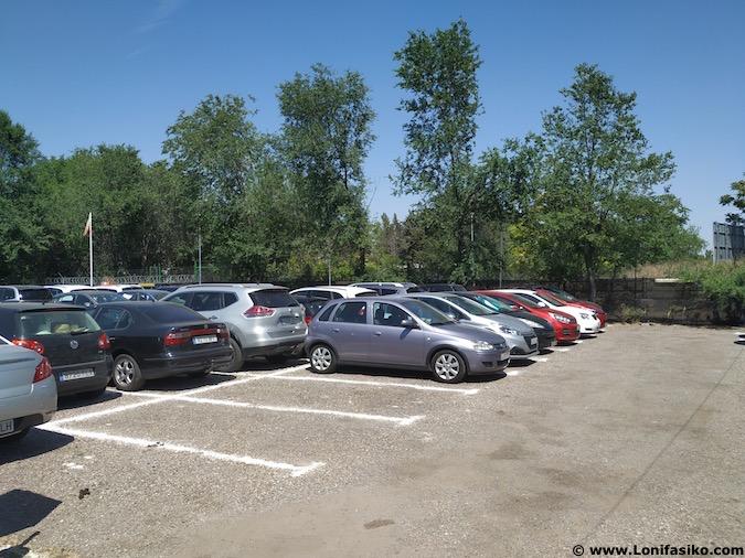 aparcamiento barato en aeropuerto madrid barajas