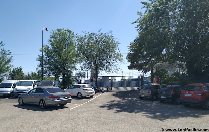 donde aparcar en aeropuerto madrid-barajas barato