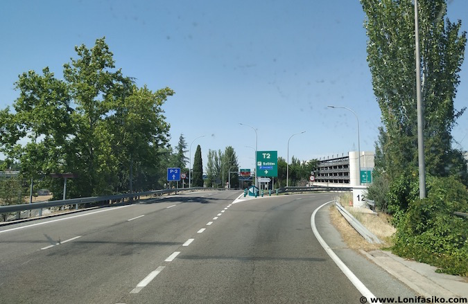 transfer al aeropuerto madrid-barajas