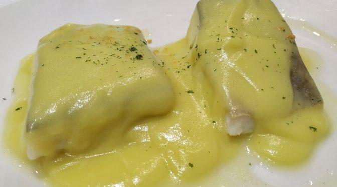 Dónde comer bacalao al pil-pil cerca de Bilbao: Restaurante Guria (Elorrio)