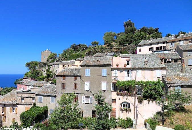 Fotos de Nonza en Cabo Córcega