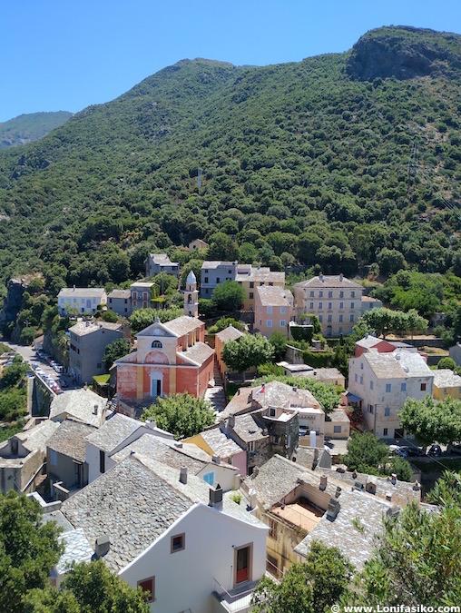 fotos de Nonza Cap Corse Córcega