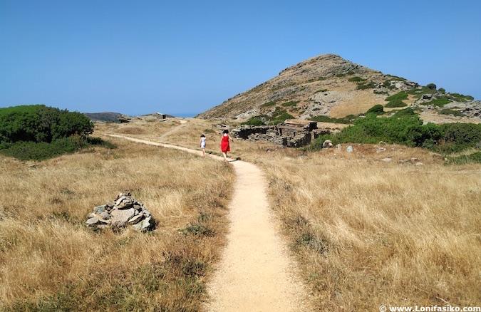 Miradores en Cap Corse Córcega Rogliano