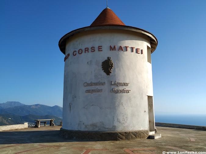 Moulin Mattei Cap Corse Córcega fotos