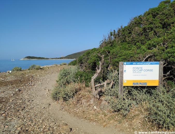Reserva natural Cap Corse Barcaggio