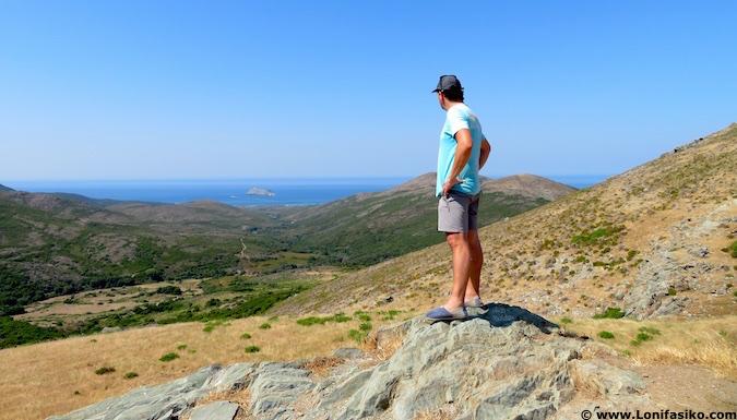 Ruta por Cap Corse en Córcega