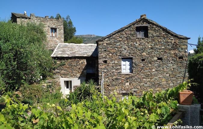 pueblos de Cap Corse