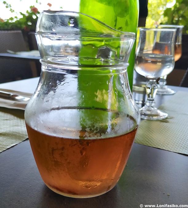 vino rosado patrimonio Córcega