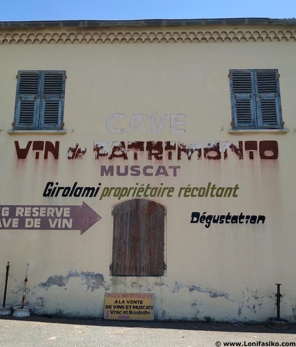 Vinos y bodegas en Patrimonio (Córcega)