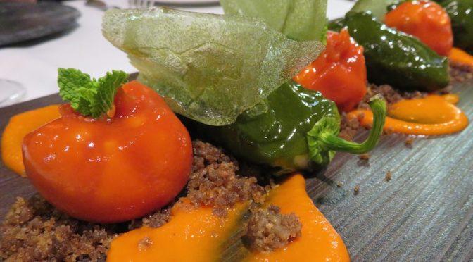Restaurante Juan Moreno en Vera (Almería): menú degustación