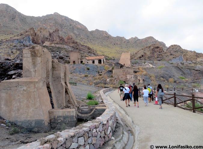 visitas guiadas geoda de Pulpí Almería
