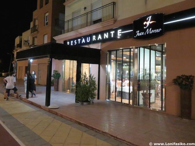 fotos restaurante Juan Moreno Vera (Almería)