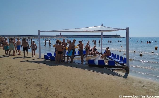 Benicarló playa castellón